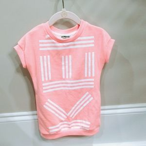 Kenzo Sweater Dress 2T